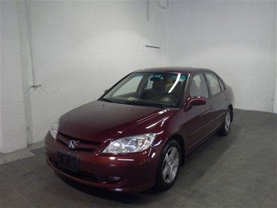Sell Used 2004 Honda Civic Hybrid Sedan 4 Door 1 3l In Palm Desert California United States