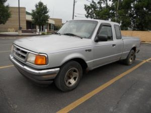 Sell used 1997 Ford Ranger XLT Extended Cab Pickup 2Door 23L  NO RESERVE 5 SPEED MANUAL in