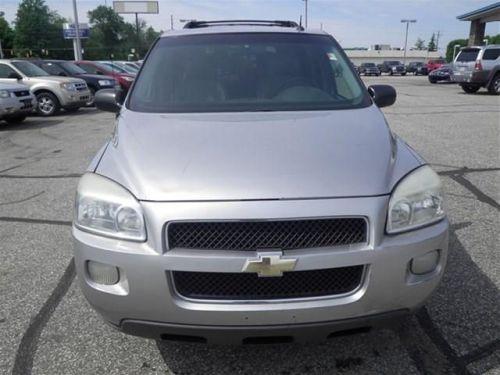 Find Used Chevrolet Uplander In 201 Ford Dr