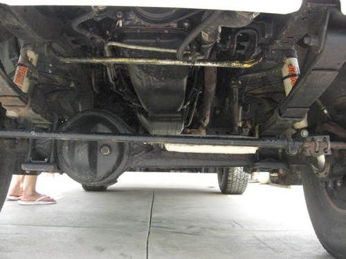 Find Used 1985 Toyota 4runner 22re Solid Axle Efi Rust