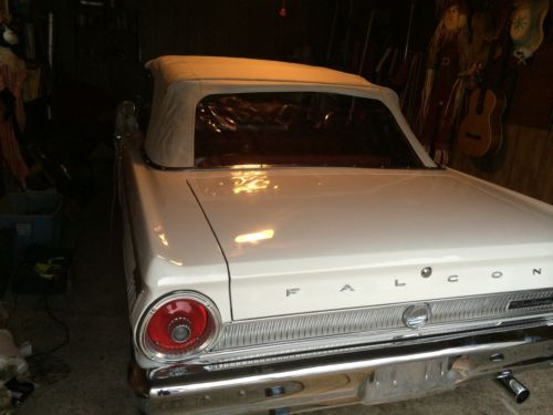 Find Used 1964 Ford Falcon Futura Convertible In Stratford