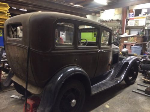 Sell New Ford Model A 1931 4 Door Slant Windshield In