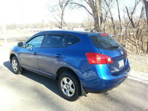Purchase Used 2009 Nissan Rogue S Sport Utility 4 Door 2