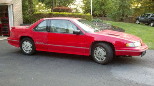 Buy Used 1991 Chevy Lumina Z34 In Englishtown New Jersey