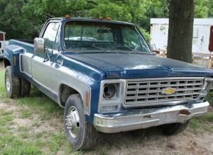 Find used 1979 Chevy Cheyenne C30 Dually in Rocheport