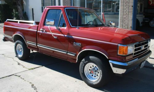 Find Used 1991 Ford F 150 Xlt Lariat V8 Shortbed 24k Miles