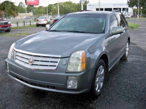 Purchase Used 2006 Cadillac Srx Panoramic Sunroof Leather