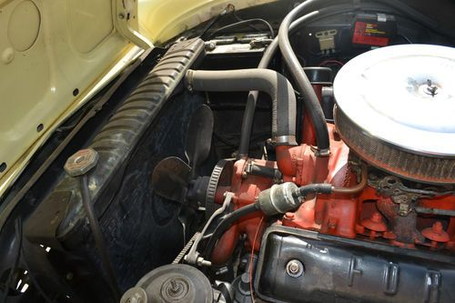 Sell Used 1957 Ford Ranchero 312 V 8 Engine Automatic