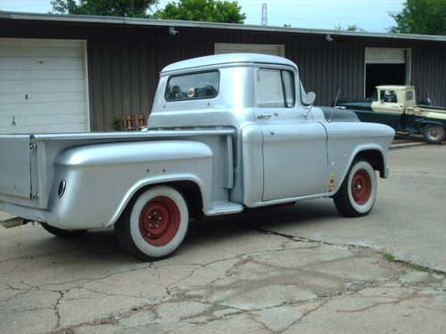 1957 Chevy Apache Specs Pickup