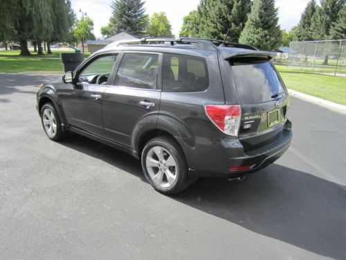 Sell Used 2010 Subaru Forester XT Premium All Wheel Drive