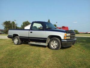 Find used 1993 Chevrolet C1500 Silverado Pickup Truck