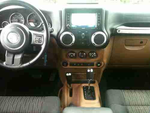Purchase Used 2011 Jeep Wrangler Sahara 4 Door Hard And