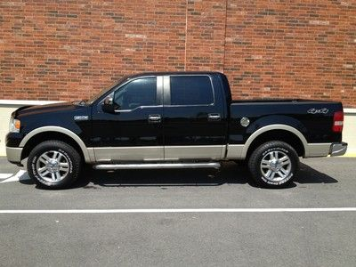 Purchase Used 2006 Ford F150 4x4 Xlt Crew Cab Short Bed 5