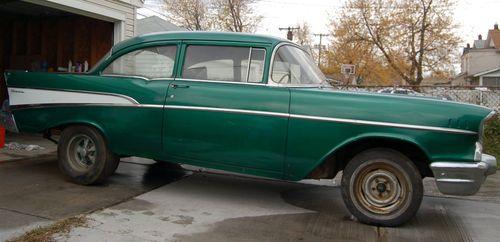 1964 Air Parts Wagon Bel