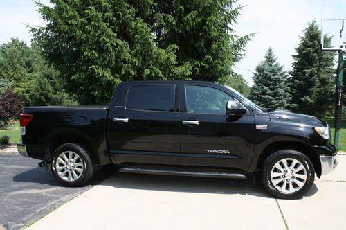 Find Used 2012 Toyota Tundra Limited Crewmax Platinum 4x4