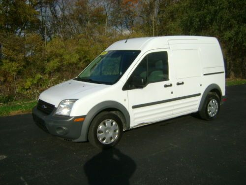 Sell Used 2010 FORD TRANSIT CONNECT XL CARGO VAN ONE OWNER