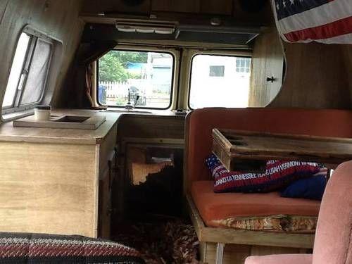 1975 Chevy Camper Van