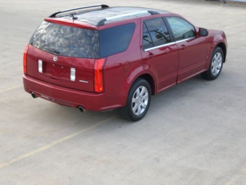 Buy Used 2007 2008 2009 CADILLAC SRX SPORT PANORAMIC