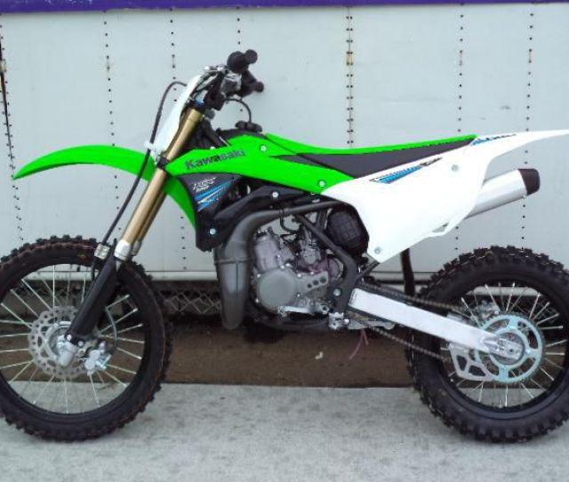 2014 Kawasaki Kx 100 Dirt Bike Us 4599 00
