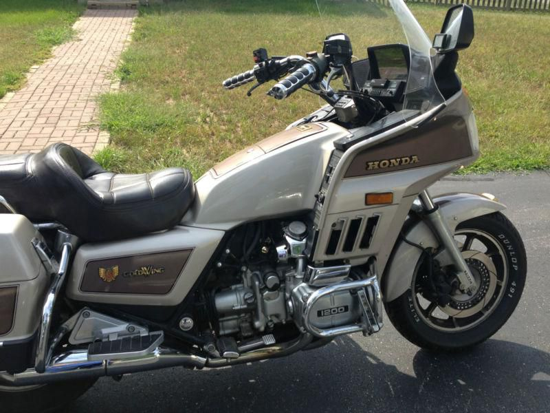 1985 Goldwing 1200 Accessories
