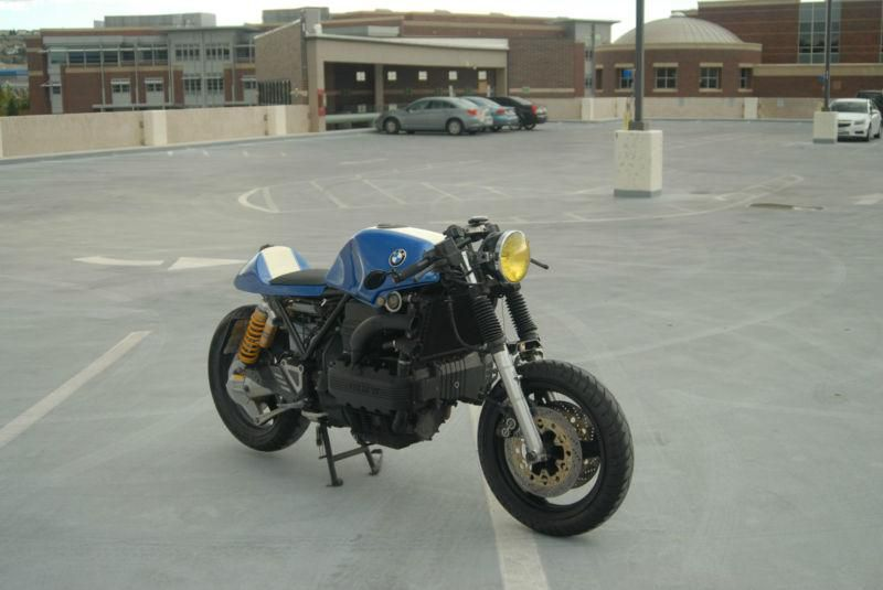 1996 Bmw K1100rs Cafe Racer Street Fighter Bobber Custom K100 K75 Lt Rt Chopper Us