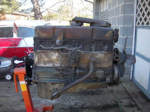 Straight 300 6 Sale Engine Ford
