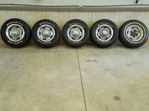 Spoke Order 5 4 15x8 Racing Wheels American