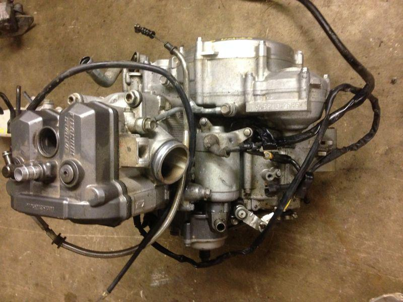 Purchase Yamaha Yfz450 Yfz 450 04 06 07 08 Engine