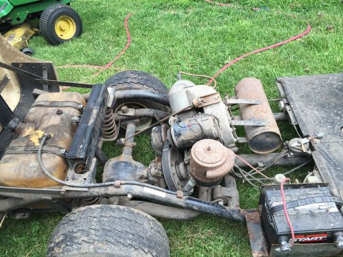 1974 Harley Davidson Golf Cart Engine