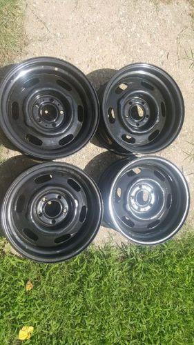 Factory Wire Spoke Corvette Wheels