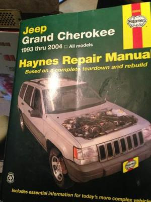 Sell 2001 Jeep Cherokee Dealer Dealership Parts Book