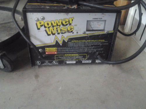 Battery Volt 36 Charger Ezgo