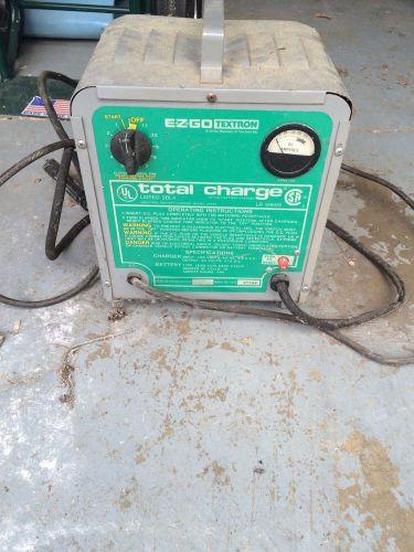 Go Textron Z E Battery