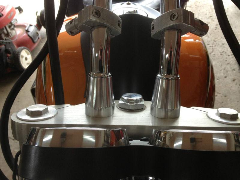 Sell Handlebar Riser Extensions Kawasaki Vulcan Mean