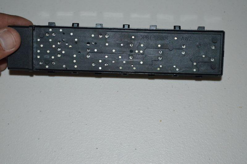 Sell 06 10 Ford Mustang Power Seat Switch 9L3T 14A701 FAW