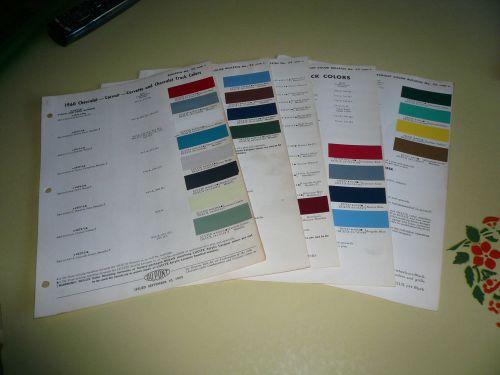 Chart Color Cadillac Escalade Paint