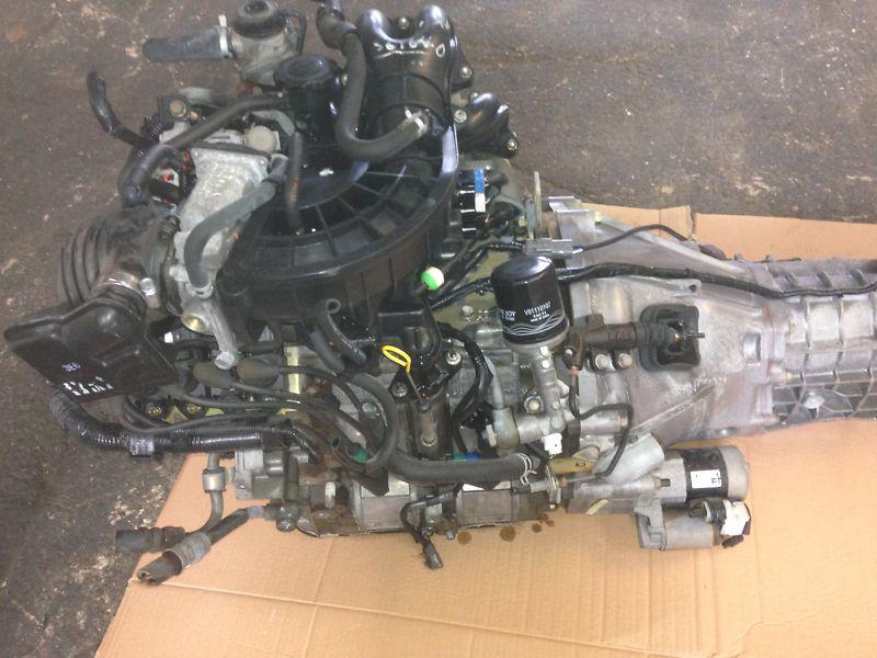 Buy Jdm 04 08 Mazda Rx8 Rotary Renesis Engine Motor 6