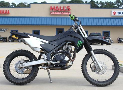 Kawasaki Klx 140l For Sale On Motos