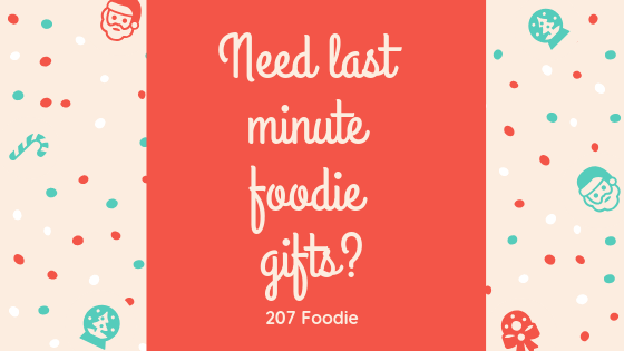 Buying last minute foodie gifts in Portland has never been easier!