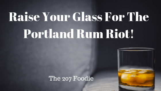 Join us June 2nd to raise your glass for the Portland Rum Riot!