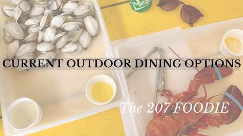 current outdoor dining options