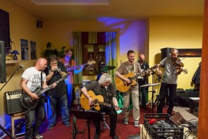 4.4.2014 - Koncert v hotelu Petra