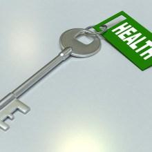 Der Schluessel zur Gesundheit