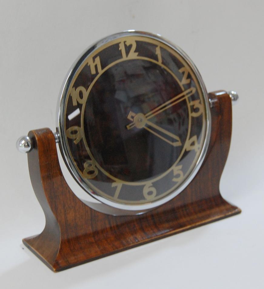 Stunning Art Deco Clocks For Sale Uk From 20th Century Clocks