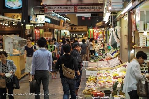 Shopping day in Kanazawa