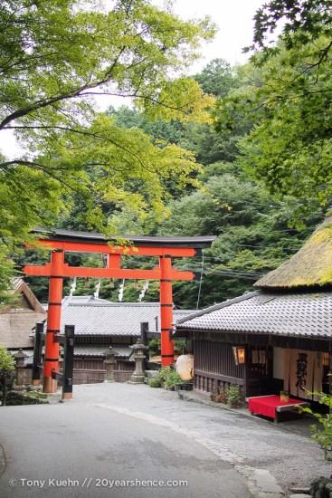 More Arashiyama alleys