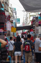 The ladies' market