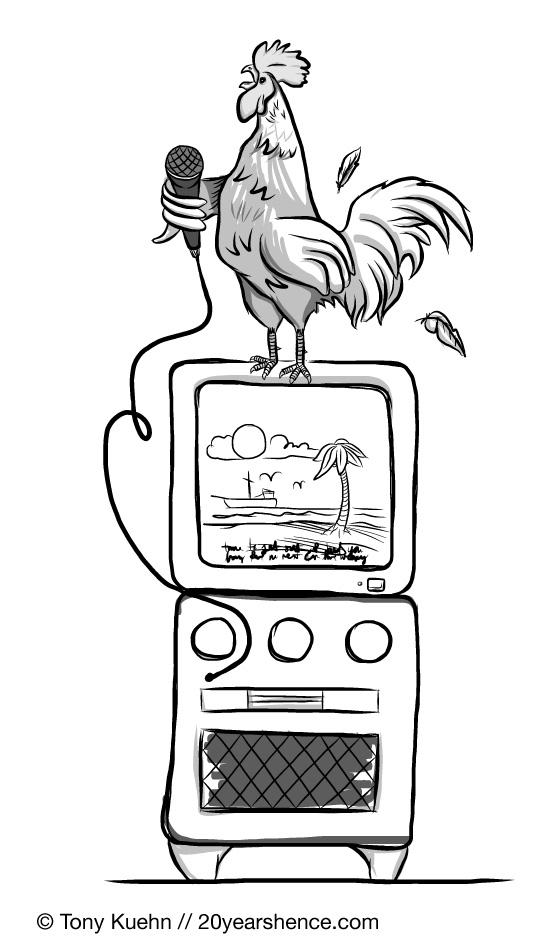 Philippines-rooster-karaoke