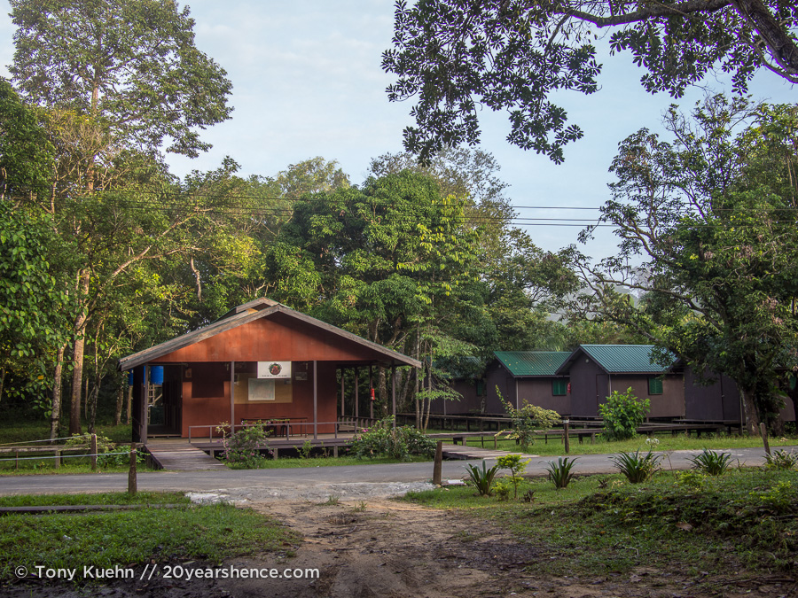 Kinabatangan River Lodges