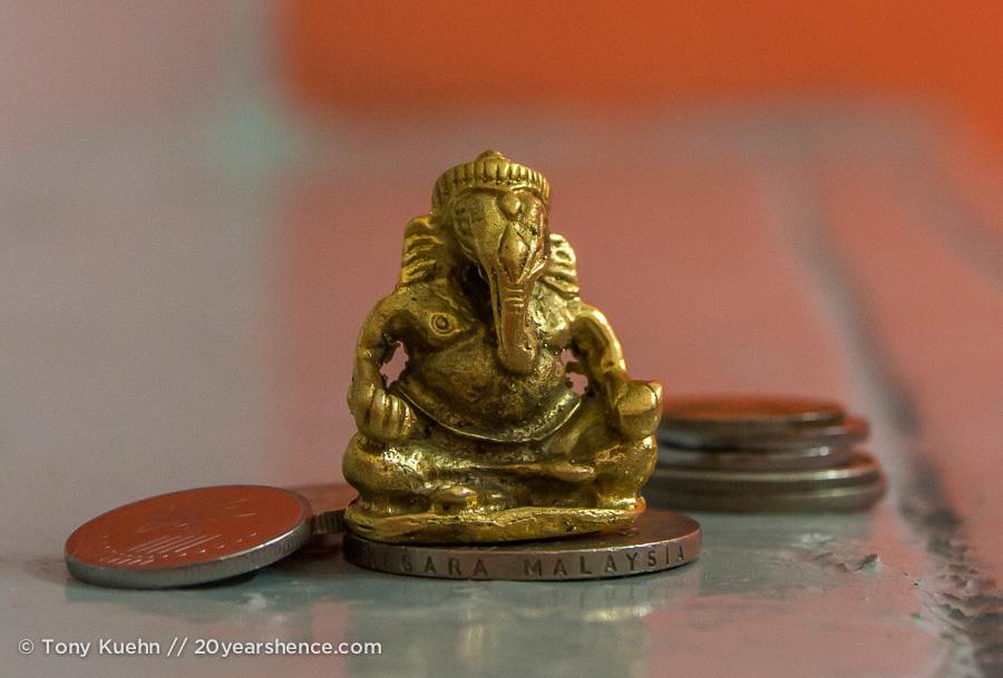 Ganesha Trinket